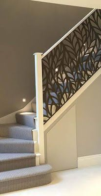 Modern Stair Railing Ideas Iron Safety Grill Design For Staircase Stairs Design Staircase Design Modern Stairs