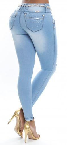 Jeans levanta cola ENE2 93385