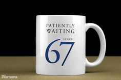 Patiently Waiting Since 67 Toronto Maple Leafs by EpicGiftShop Hockey Gifts, Sports Gifts, Hockey Mom, Ice Hockey, Hockey Party, Gifts For Boys, Gifts For Her, Maple Leafs Hockey, Pittsburgh Penguins Hockey