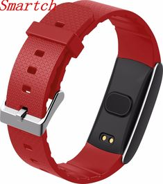 Smartch A86 Fitness Tracker Smart Bracelet Cardio Monitor Heart Rate Blood Pressure Watch Wristband IP67 Waterproof pulsera smar Blood Pressure Watch, Wearable Device, Smart Bracelet, Heart Rate, Fitness Tracker, Cardio, Monitor, Electronics, Bangle Bracelets