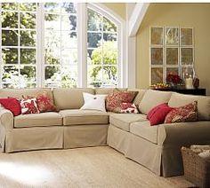 American Made Sofas & Sectional Sofa Sleepers | Pottery Barn