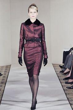 Barbara Tfank Fall 2008 Ready-to-Wear Collection Photos - Vogue