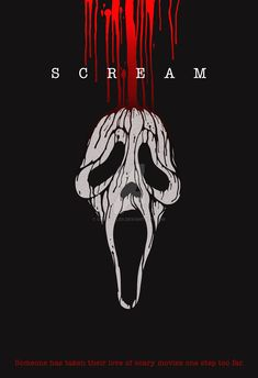 Scream is one of my favorite movies for some reason ❤