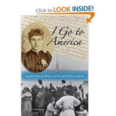 Great book about the immigrant story of a young woman from Sweden in 1890.  After reading it I realize how much we have in comparison.