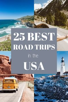 The 25 best road trips in the USA! These are my favorite road trips all across America! : The 25 best road trips in the USA! These are my favorite road trips all across America! Places To Travel, Travel Destinations, Places To Go, Travel Guides, Travel Tips, Budget Travel, Travel Advise, Travel Articles, Travel Goals