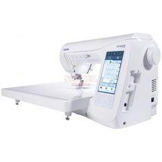 Máquina de costura eletrônica - Brother QC1000 - 300 pontos