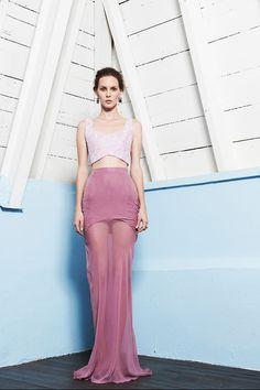 Estilo Vogue primavera verano 2014 look book