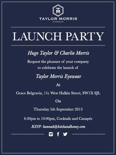 7 exceptional launch party invitation wording ideas pinterest launch party invitation stopboris Choice Image