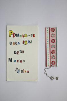 #book #livro #bookmark #marcapagina