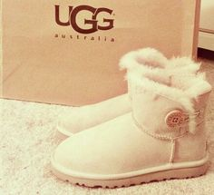 I would love these ugg boots for Christmas!!