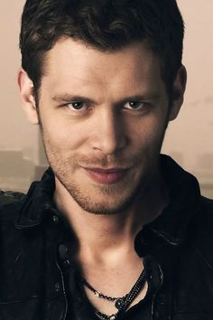 Joseph Morgan promo for The Originals who plays Klaus in The Vampire Diaries/The Originals