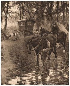Gypsies:  Moving by James A. Watkins http://james-a-watkins.hubpages.com/hub/The-Gypsies