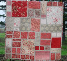 french general, traceyjayquilts.blogspot.com