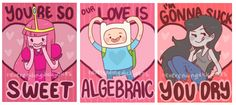 adventure time valentines day cards printable