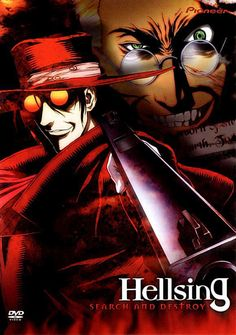 Hellsing 11x17 TV Poster (2001)