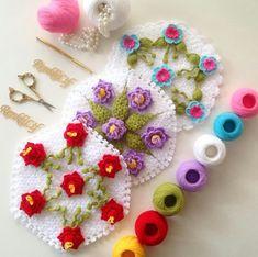 Erdem, Crochet Earrings, Jewelry, Flowers, Jewlery, Jewerly, Schmuck, Jewels, Jewelery
