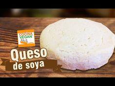 Queso de soya - Cocina Vegan Fácil. - YouTube