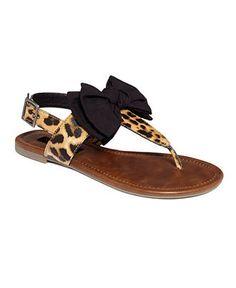 Leopard & bows