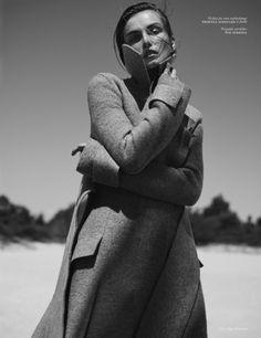 Eternally Yours | Vogue Netherlands October 2015 | #AndreeaDiaconu by Annemarieke van Drimmelen