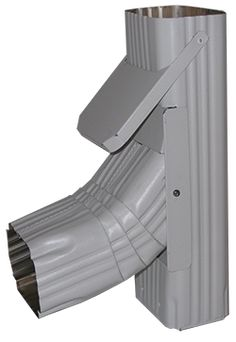 Downspout Diverter Is Used To Change The Direction Of The
