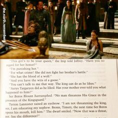 "584 Likes, 12 Comments - Game Of Thrones (@the.north.remembers) on Instagram: ""I love how Tyrion always protects Sansa #got #winterishere #asoiaf #grrm #aclashofkings #acok…"""