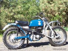 1967 Greeves 250cc Challenger