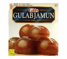 Gits Gulabjamun Mix 200G at Rs.58 online in India.