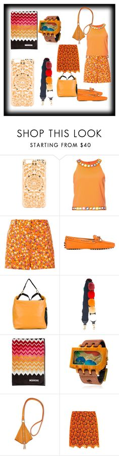 """""""been in fashion"""" by denisee-denisee ❤ liked on Polyvore featuring Felony Case, Moschino, Versace, Tod's, Marni, Anya Hindmarch, Missoni, Mistura, Jil Sander and Christopher Kane"""