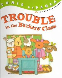 When a new girl in the Barkers' class, Carole Anne, acts like a bully, the students try talking to her and ignoring her until Morgie finally discovers what is wrong and finds a way to fix it.