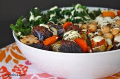... about Buddha Bowl on Pinterest | Buddha bowl, Bowls and Protein power