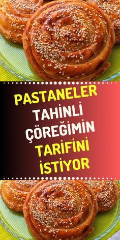 Het recept van de patisserie-muffin is echt perfect - Calculating Infinity Fun Desserts, Delicious Desserts, Breakfast Tea, Turkish Recipes, Muffin Recipes, Food Dishes, Sweet Recipes, Brunch, Food And Drink