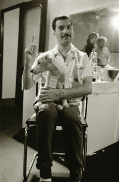 Freddie♥ - freddie-mercury Photo