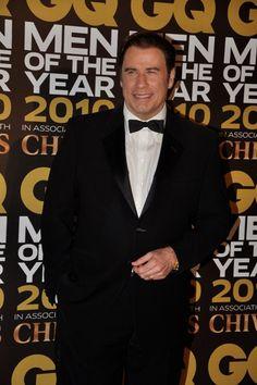John Travolta: Globe-trotting GQ legend