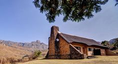 Book you self-catering family 6 bed cottage at Thendele Camp in the Royal Natal Park, uKahlamba Drakensberg Park located in South Africa