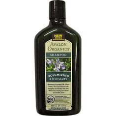 Avalon Organics: Therapeutic Shampoo, Rosemary 11 oz * Check out the image by visiting the link.