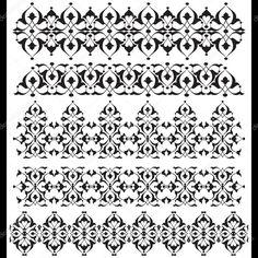 Bildergebnis für osmanisches ornament