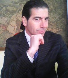 Il coach motivazionale Giancarlo Fornei giovane, con la coda...