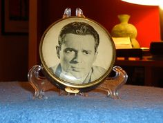 Circa 1947  1951 Fifth Avenue REX Larry Parks Compact by 7AWestCollectibles
