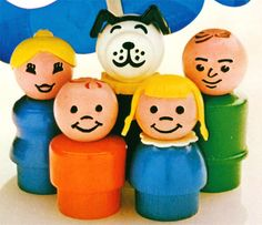 Vintage Toys Fisher Price Little People ~ I saved mine so my kids could play with them, too. Even with today's fancy toys, they loved them as much as I did. - It would appear that Polly Pocket is basically homeless. 90s Childhood, My Childhood Memories, Sweet Memories, Childhood Games, Childhood Friends, Fisher Price Toys, Vintage Fisher Price, I Remember When, Retro Toys