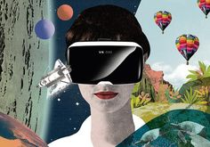 A Beginner's Guide to Virtual Reality | Donning a headset to enter a 3-D world is no longer science fiction. Thanks to the Dodocase VR Pop-Up Viewer, Samsung Gear VR, and Zeiss VR one, virtual reality is now an easy-to-try—and eye-popping—trip