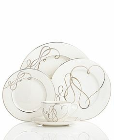 Mikasa Love Story 5-Piece Place Setting - Fine China - Dining & Entertaining - Macy's
