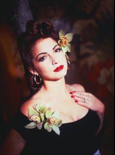 Gloria Estefan 80s -