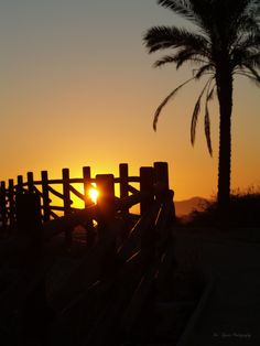 Beautiful Sunset over the #Mediterranean #Sea -Near Benidorm -Alicante (Spain) #Photography by @Arisignes   January 6th 2013