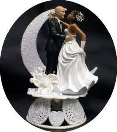black man white woman wedding cake topper uk 1000 images about cake toppers on wedding 11870