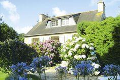 French flower garden #atraveo #france