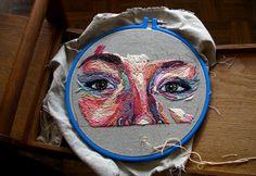 El blog de Dmc: Entrevistamos a la artista Julie Sarloutte