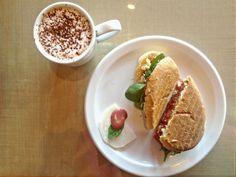 Taloola Café, Windsor, ON // Sweet Spontaneity Windsor, French Toast, Wanderlust, Breakfast, Sweet, Food, Morning Coffee, Meal, Essen
