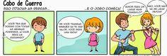 Sexismo em #tirinha #quadrinhos