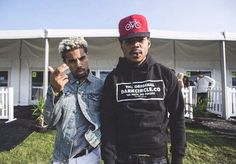 Vic Mensa and Chance the Rapper #SAVEMONEY