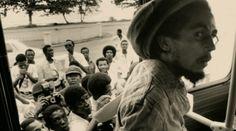 BOB MARLEY in Gabon, '80.